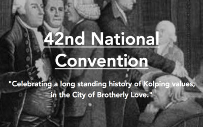42nd National Kolping Convention